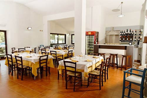 Hotel Monte Pirastru - Ristorante (3)